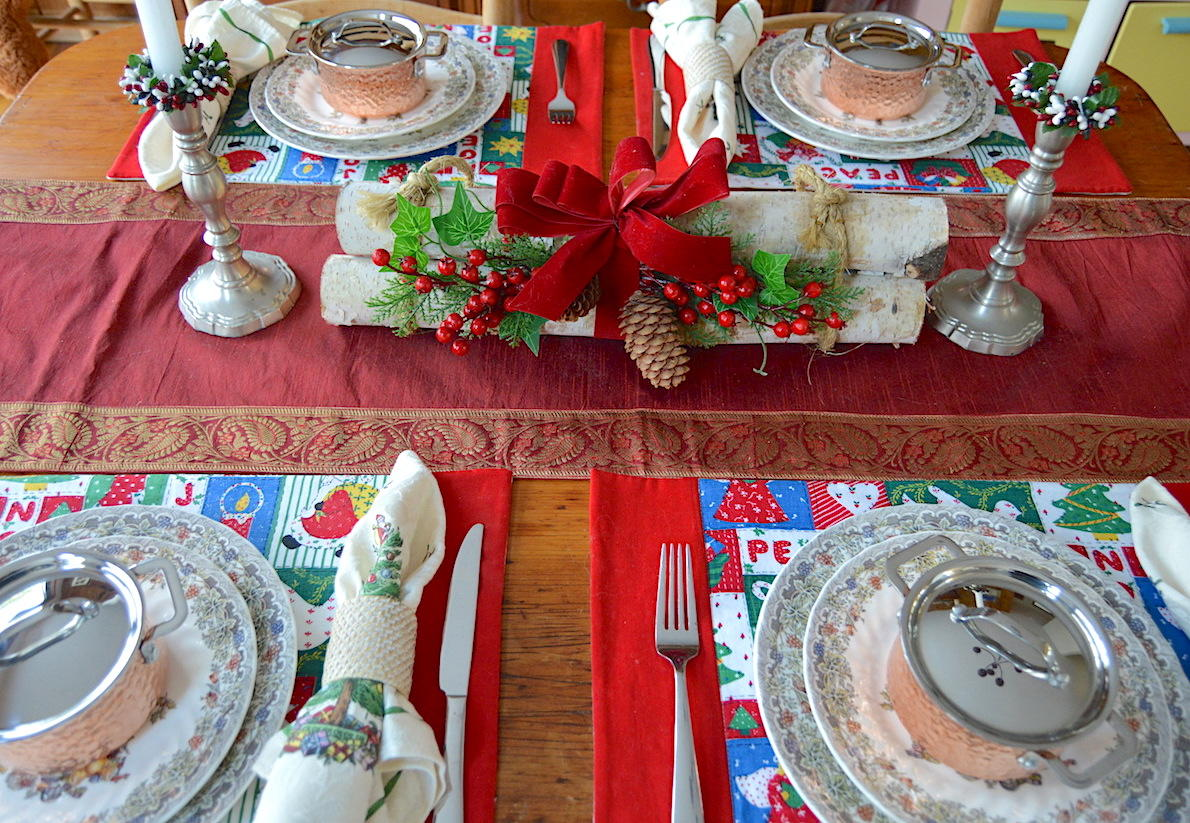 My Holiday Tablescape