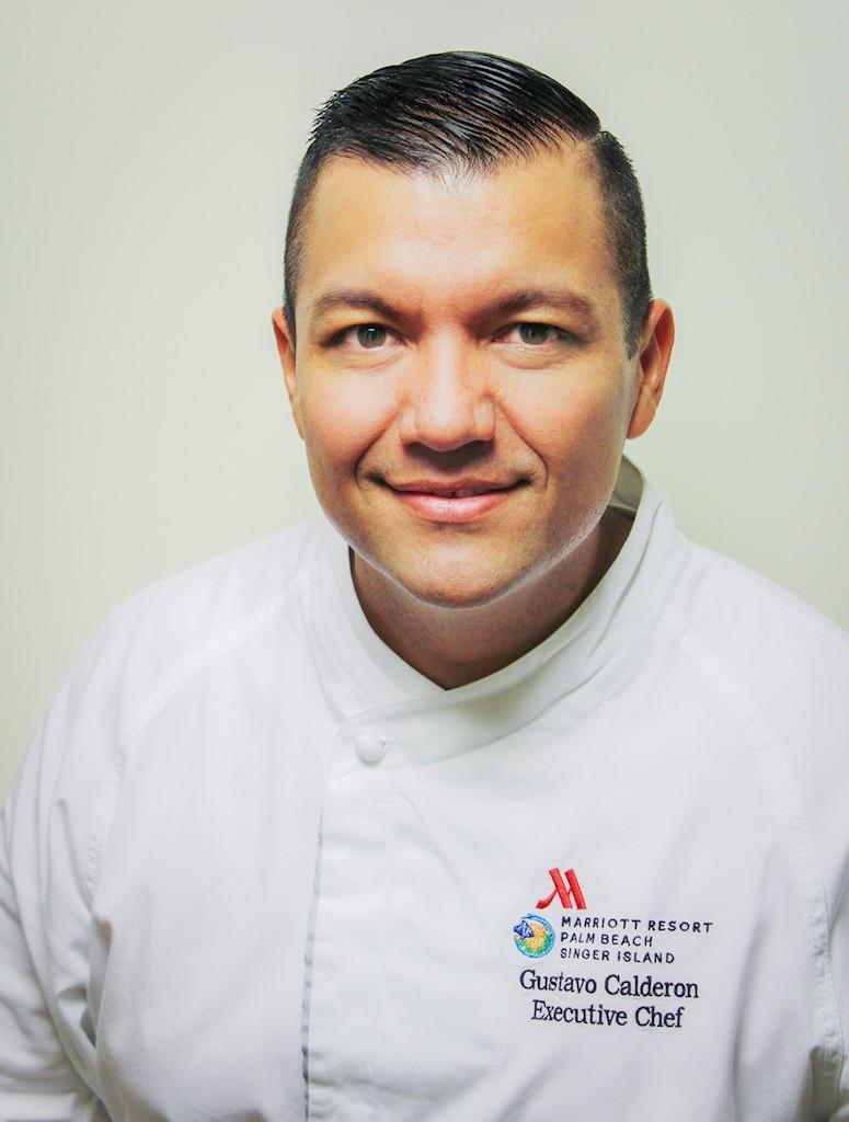 3800 Ocean Chef Gustavo Calderon