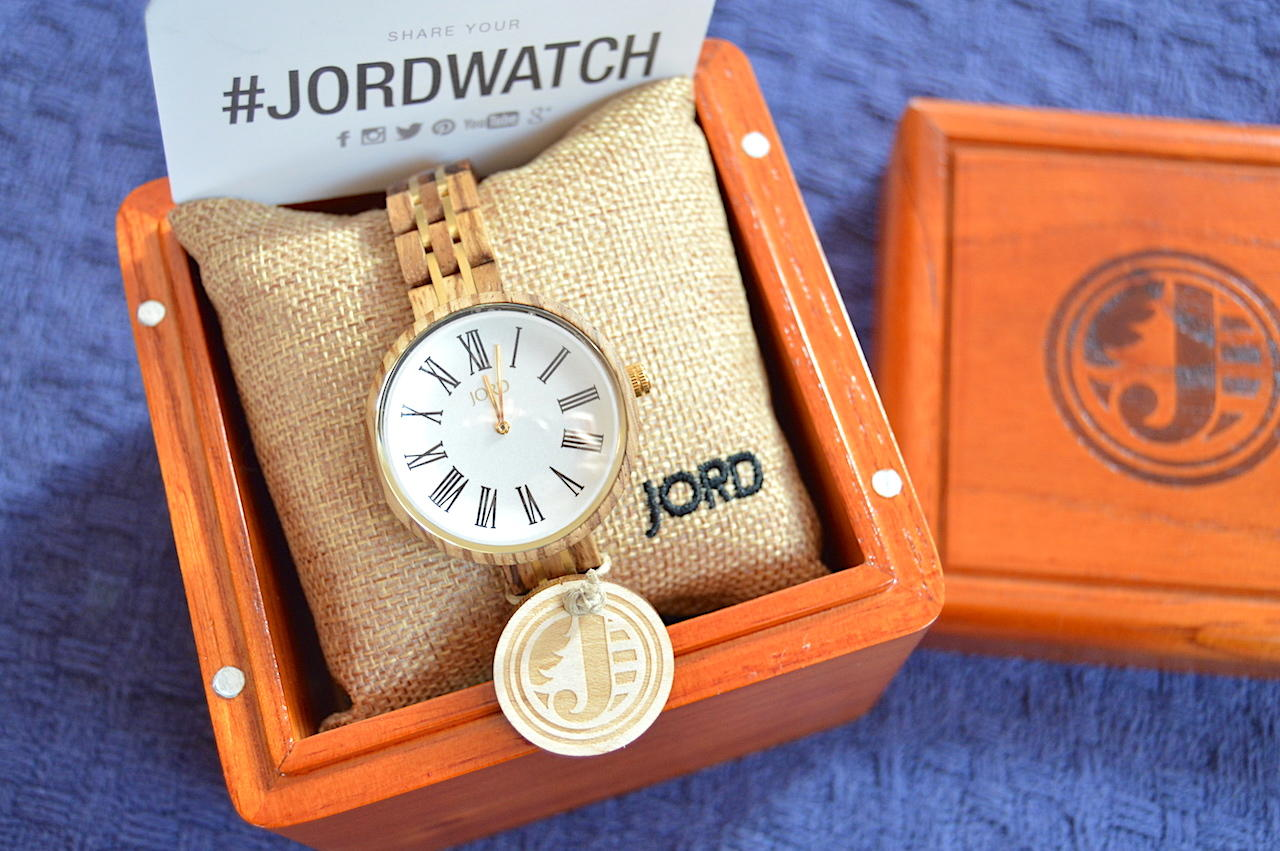 The Perfect Wooden Watch for that Special Someone This Valentine's Day