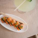 Topping Rose House Crispy Sushi