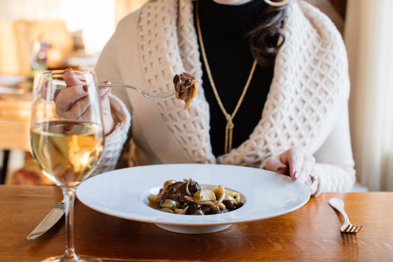 Wine and Dine Vanessa Gordon