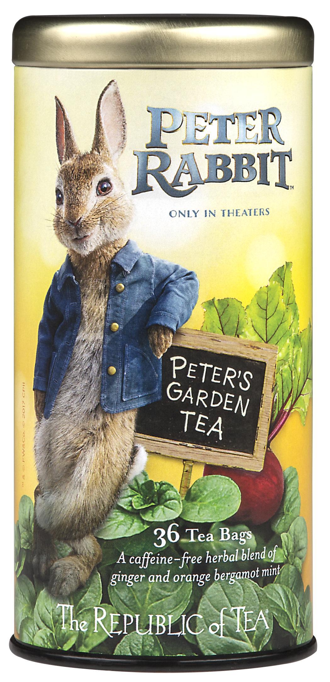 Peter Republic of Tea