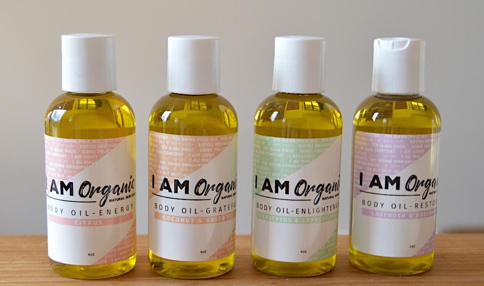 I am Organic Skincare - East End Taste