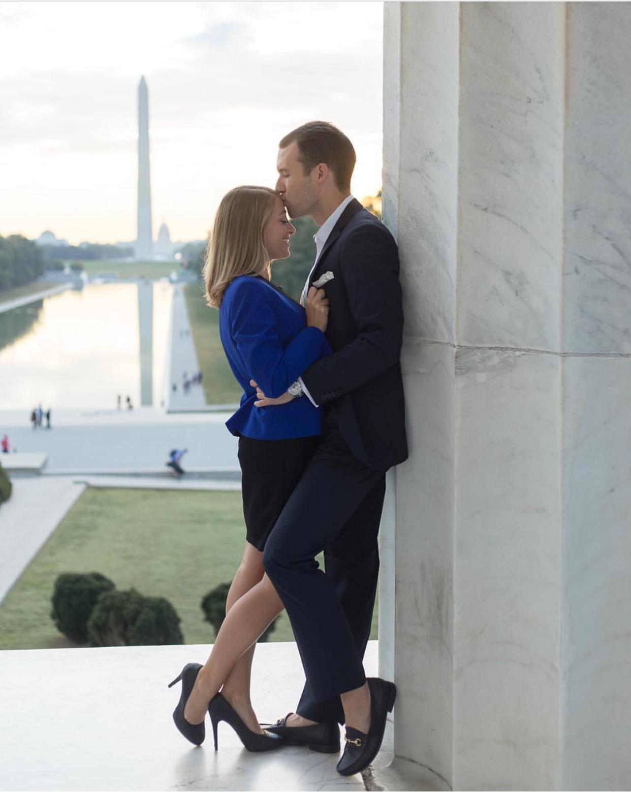 My City Capital Couple Washington D.C.