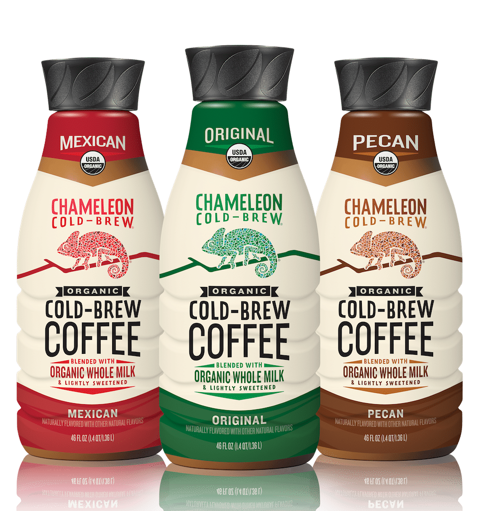Chameleon Cold Brew Blended Coffee