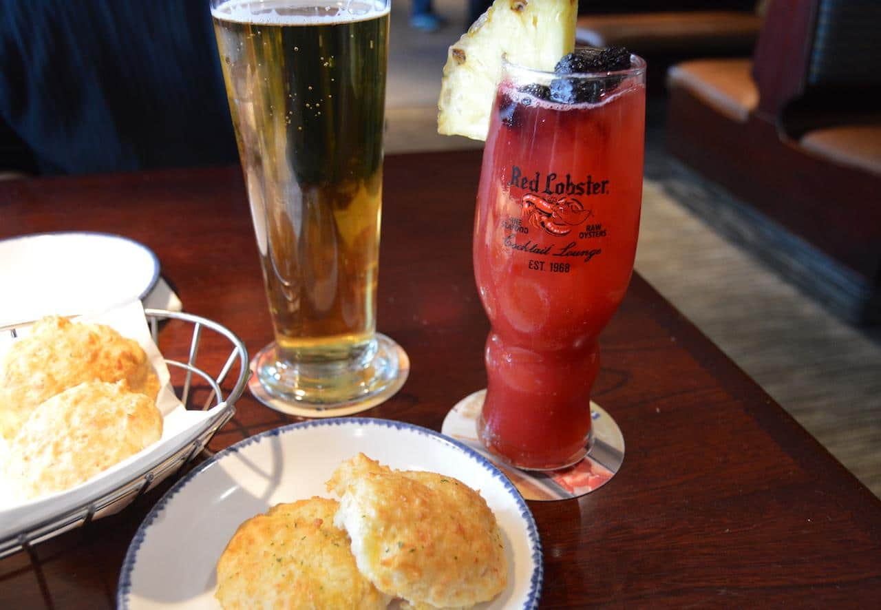 Red Lobster's Lobsterfest 2018
