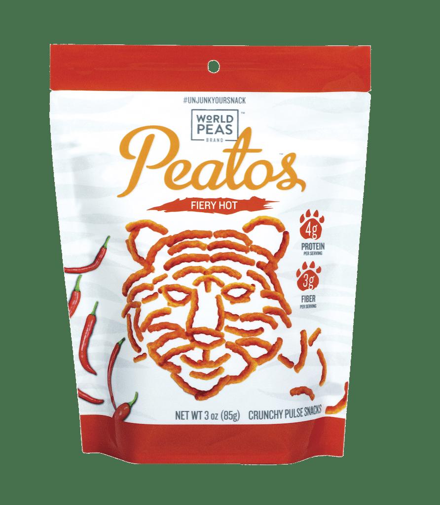 Peatos Fiery Hot