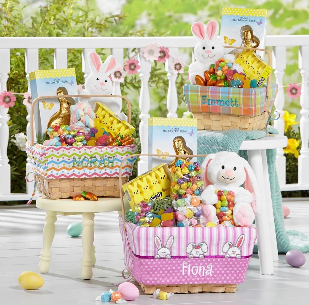 creations personal easter basket gifts