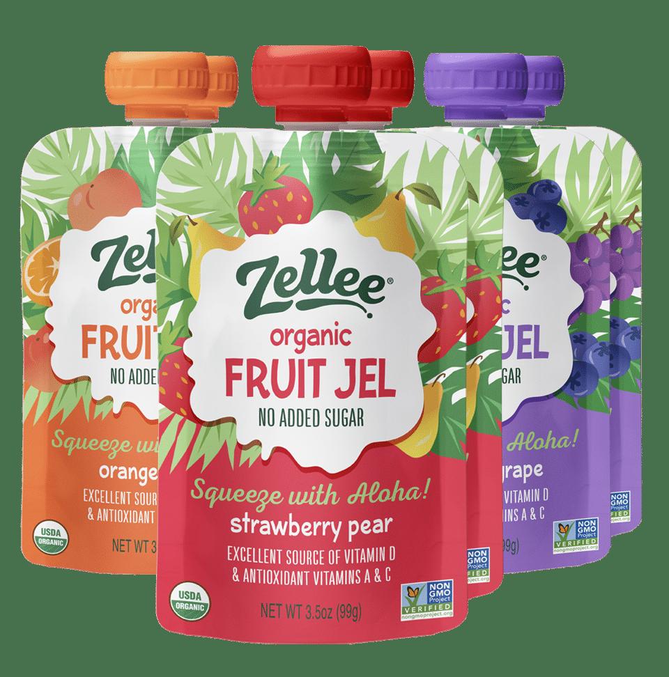 Zellee 3 Flavors