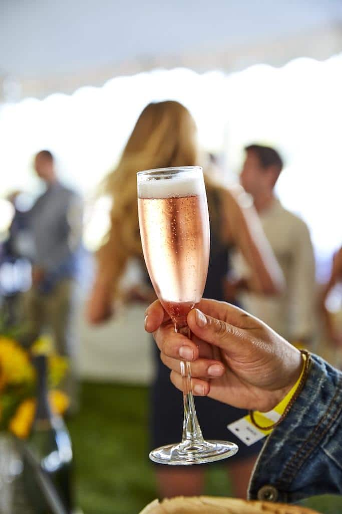 Chefs & Champagne