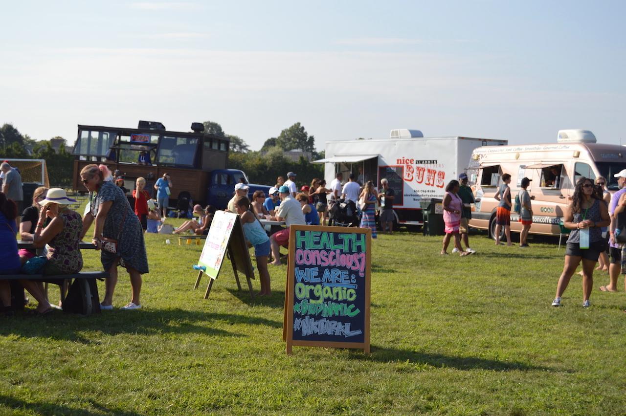 Food Truck Derby Hamptons 2018
