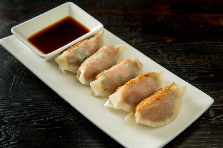 Dumplings Brooklyn Chop House