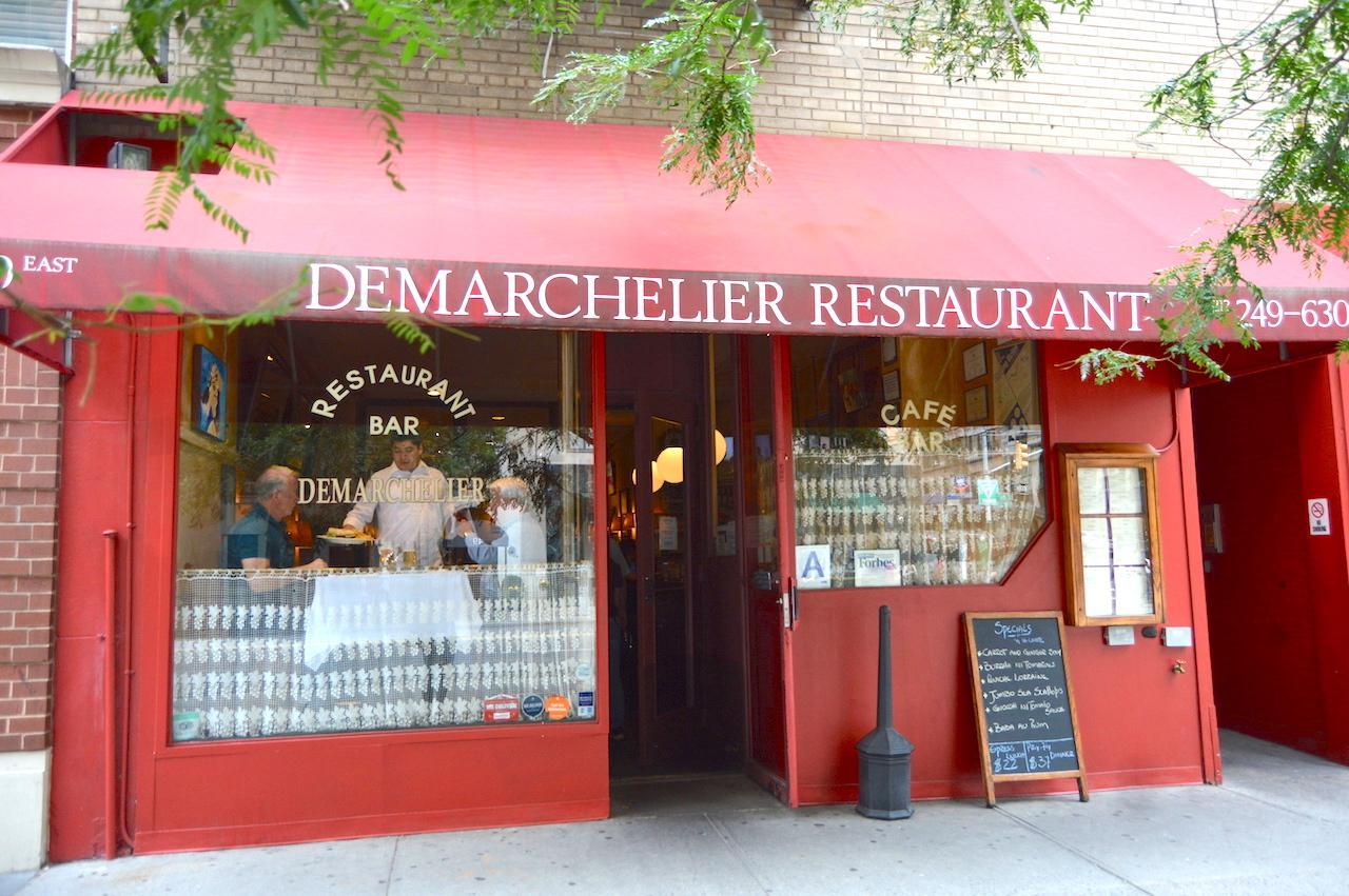 Demarchelier restaurant nyc