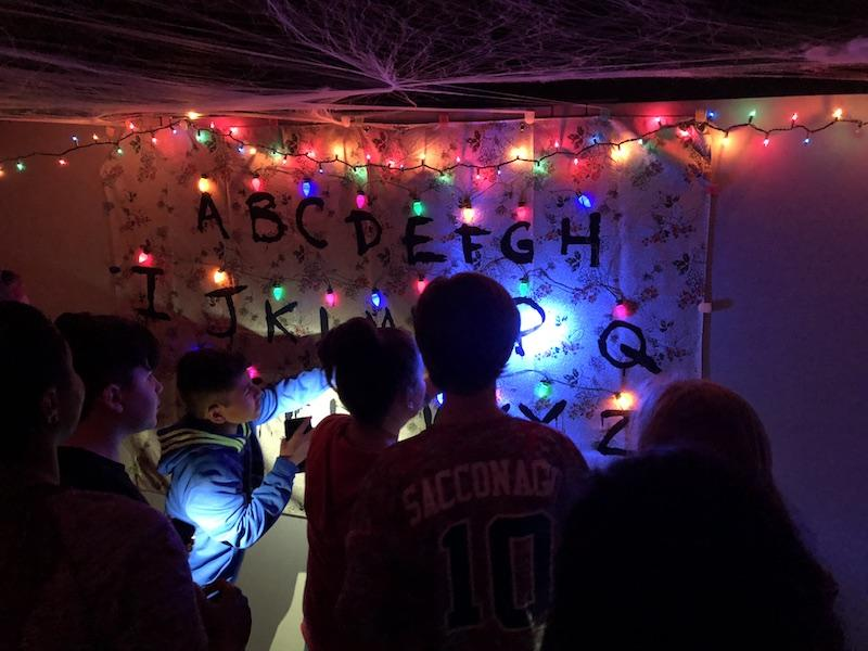 SYS Youth Bureau Fright Night Escape Room
