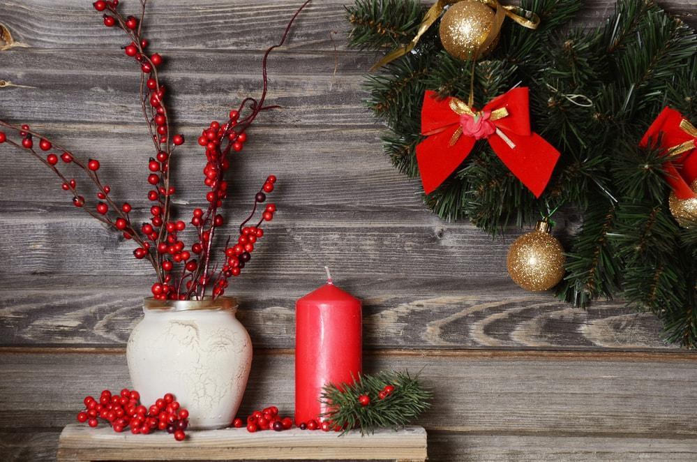 holiday decorations hamptons