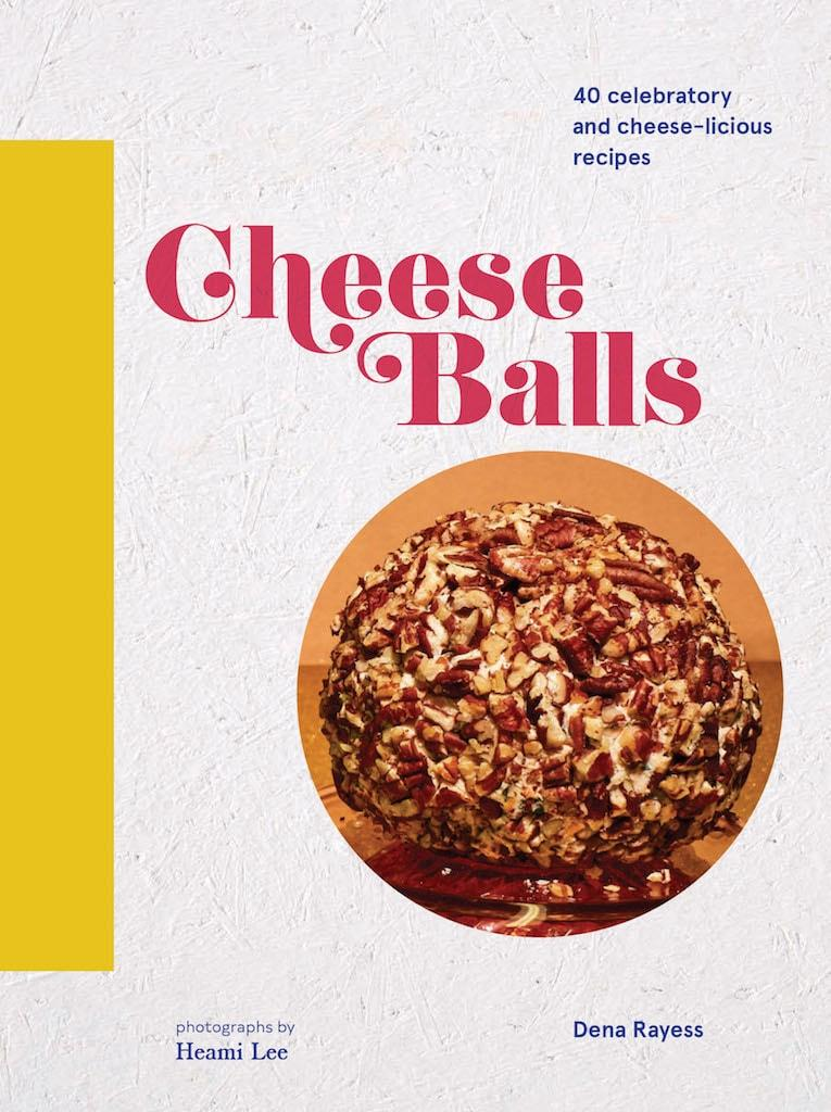 Cheese Balls by Dena Rayess