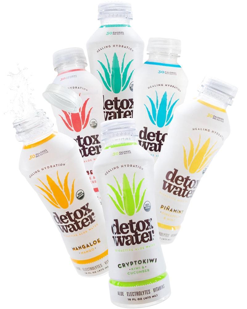 Detoxwater variety