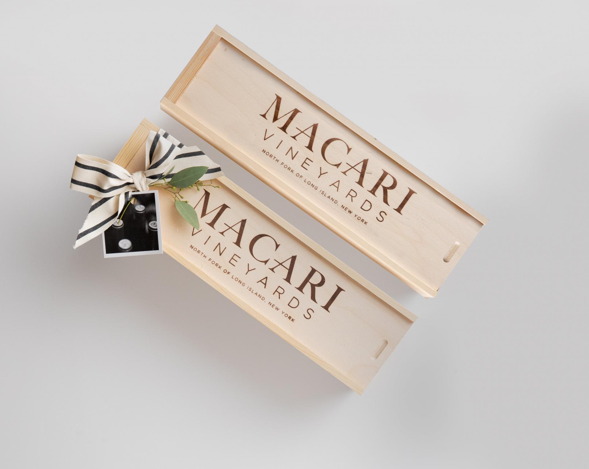 Macari vineyards east end taste