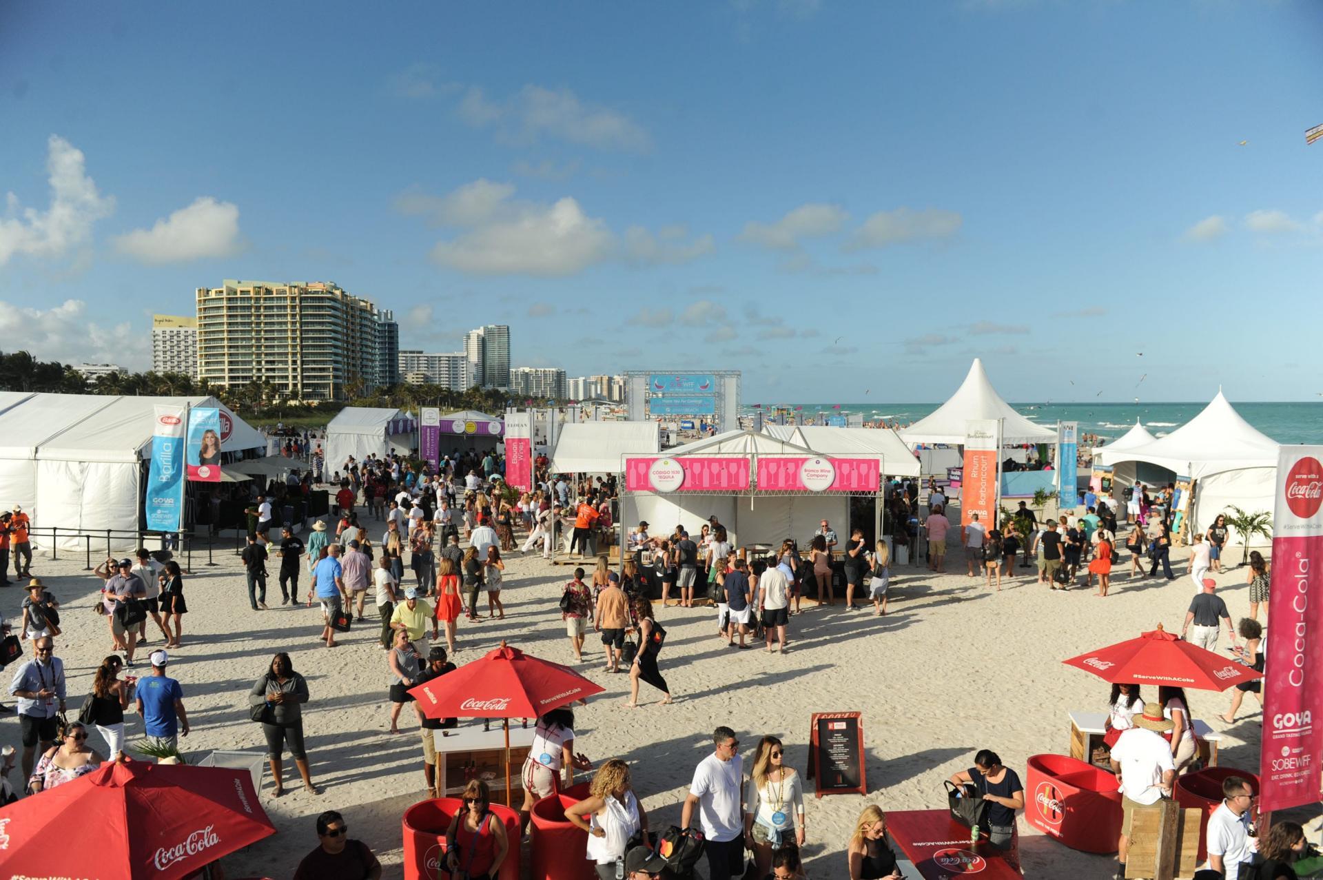 South Beach Wine Food Festival sobewff