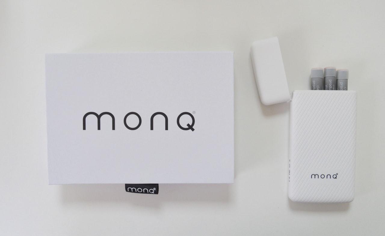 MONQ aromatherapy focus