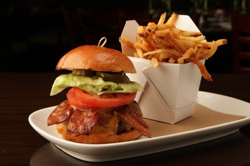 TBar – hamburger