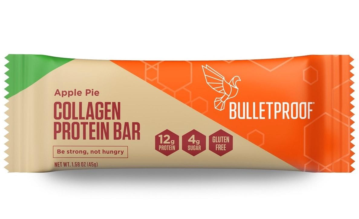 Bulletproof – Apple Pie Collagen Bar east end taste