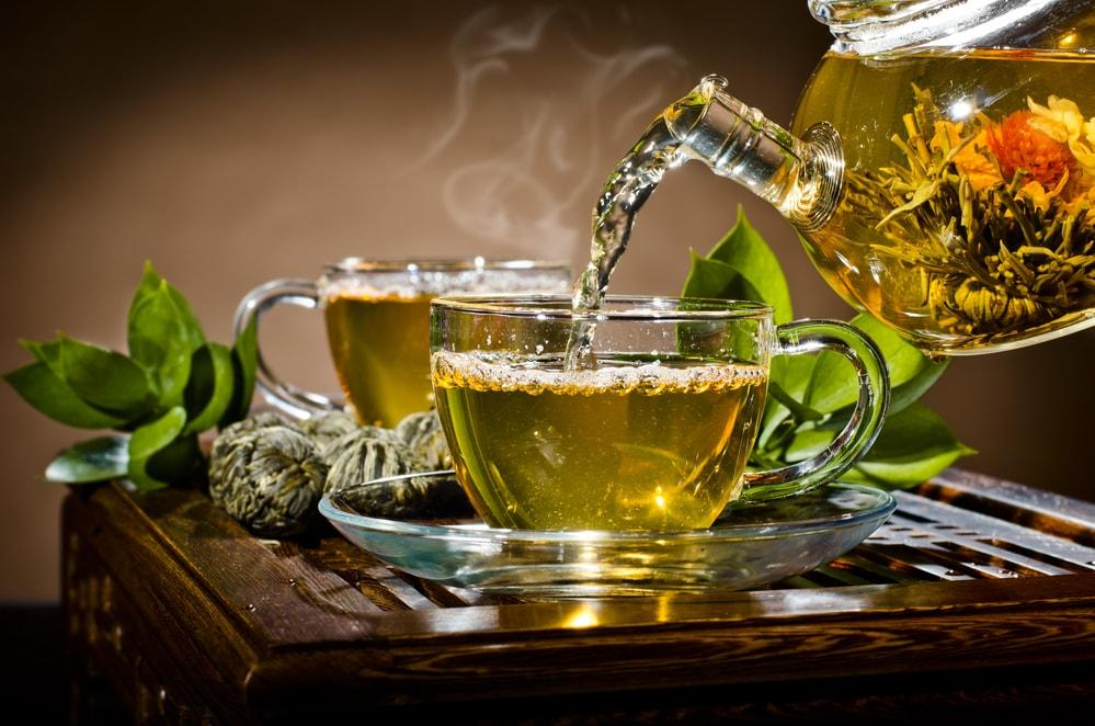 green tea east end taste