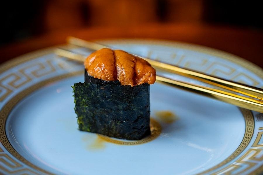 Uni sushi by bou east end taste