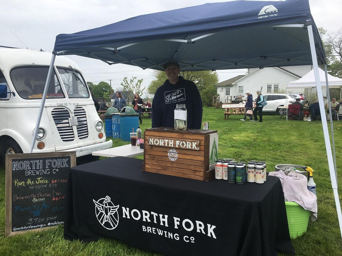 Horseradish Fest north fork brewing co