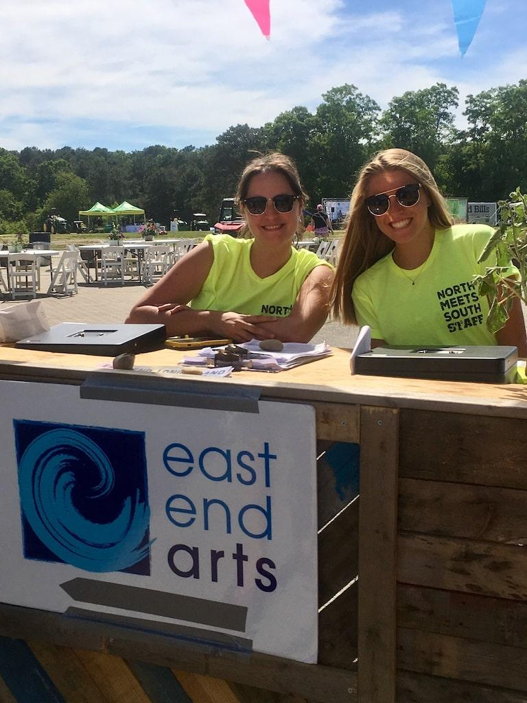 North Meets South festival east end taste