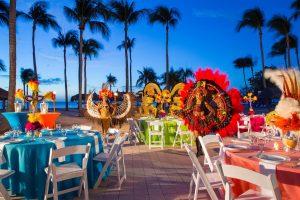 Aruba Marriott Resort – Carnival Dinner-min