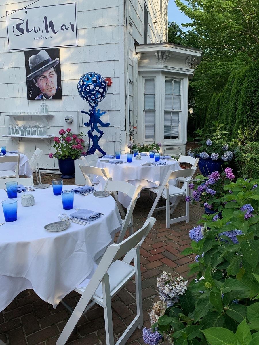 blu mar restaurant southampton new york