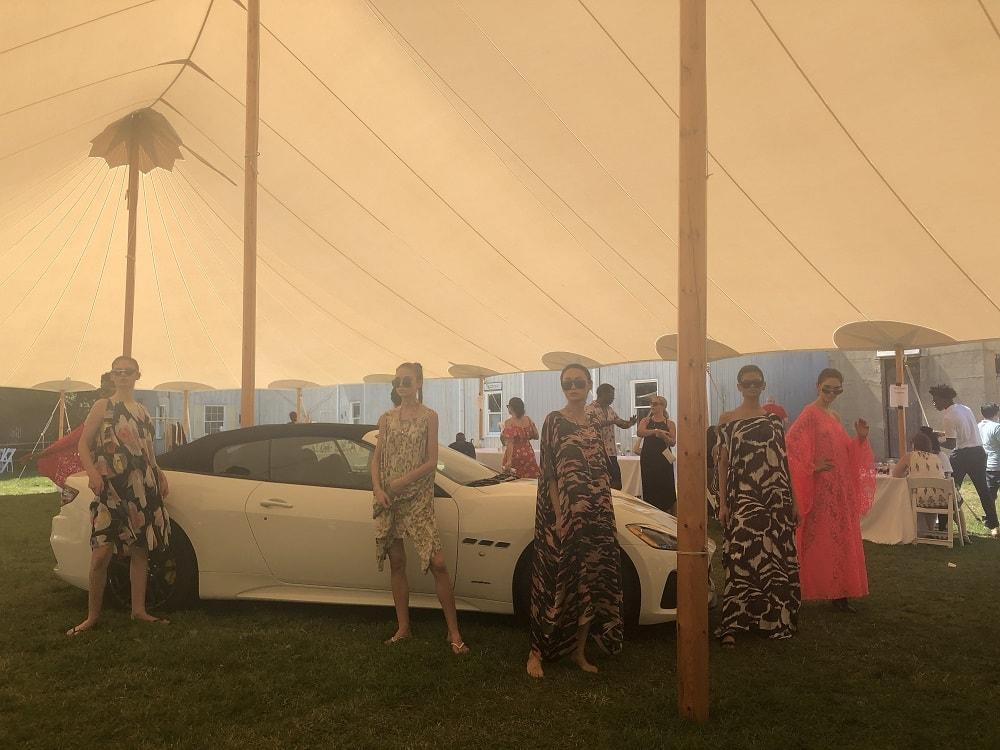 hamptons fashion week bridgehampton