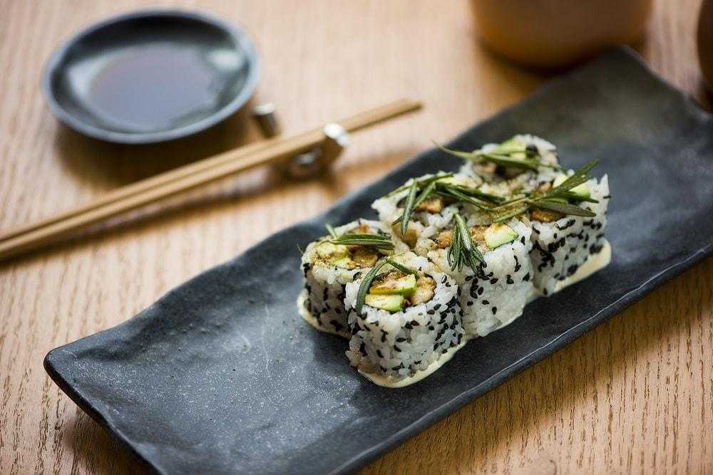 Unagi White Pepper Rosemary Aioli-min