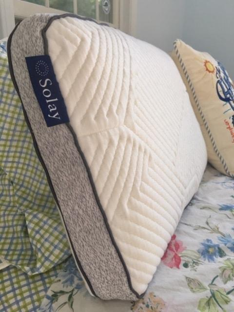solay sleep foam pillow review