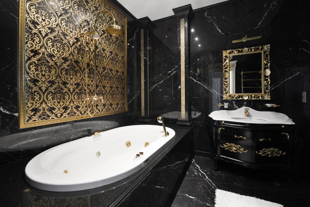 luxury master bathroom hamptons east end taste