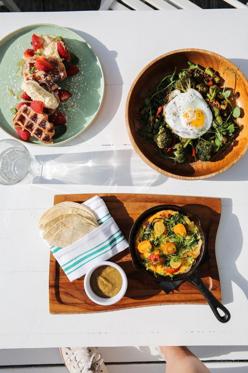 the surf lodge montauk healthy start menu summer 2019