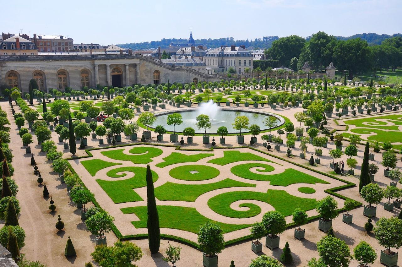 Château de Versailles airelles