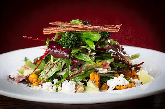 Goatcheese Salad