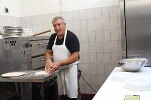 Chef Luigi Del Conte bel mare east hampton