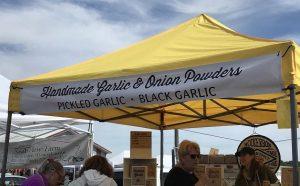 garlic and harvest festival east end taste bethlehem ct