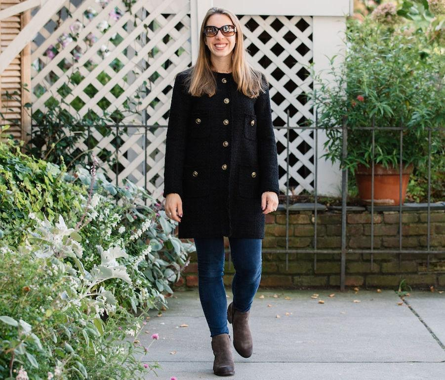 Zappos Clarks shoes street style