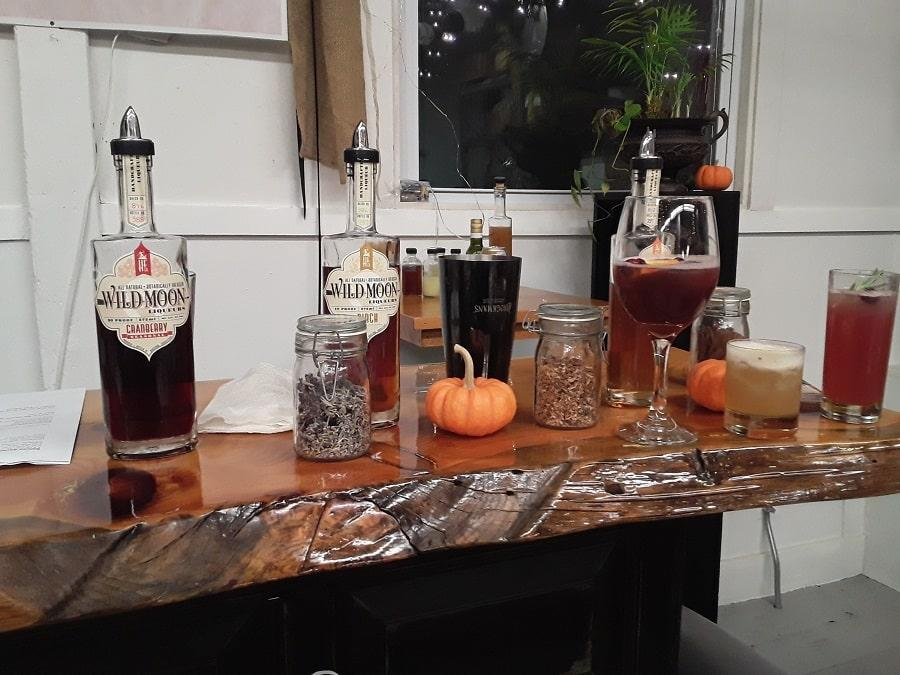 hartford flavor company fall mixology