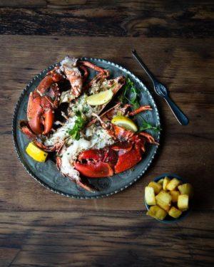 the kings head galway ireland crab legs lobster