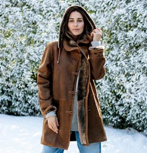 Celtic Duffle Coat winter style 2019