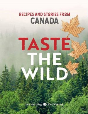 taste the wild cookbook canada