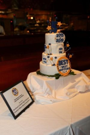 Best of West Hartford CT east end taste cake