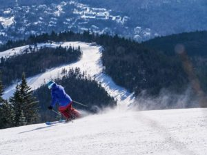 waterville valley nh new hampshire skiing