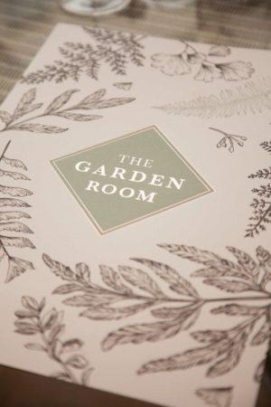 the garden room restaurant dublin