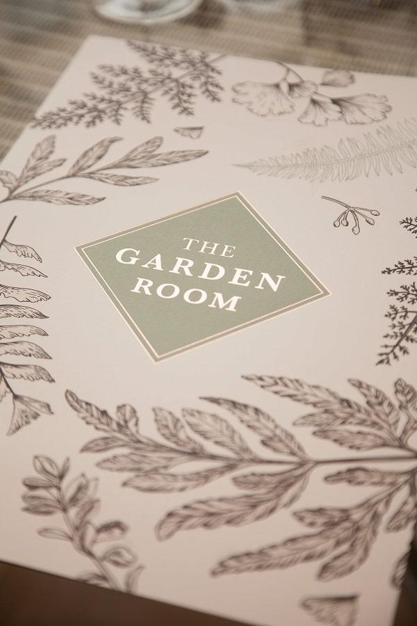 the garden room restaurant dublin